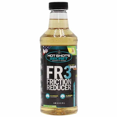 Hot Shot Secret Friction Reducer