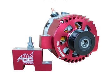 370 Amp XP Series Alternator for 6.0L
