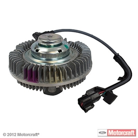 Fan Clutch with Snow Plow Package 4C3Z*8A616*SA