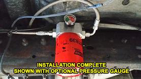 DieselSite External Transmission Filter