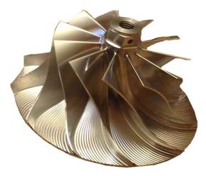 KC Turbos 6.0 POWERSTROKE 10 BLADE TURBINE