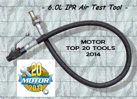 IPR HPOP Air Test Tool