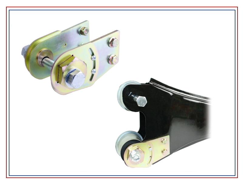 BD Diesel Control Arm Caster Adjusting Cam - Ford 2005-2010 6.0L/6.4L
