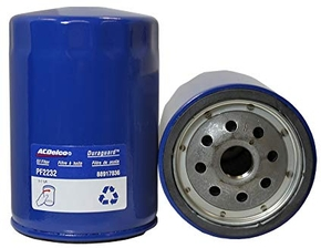 6.6 Duramax Oil Filter (ACDelco PF2232)