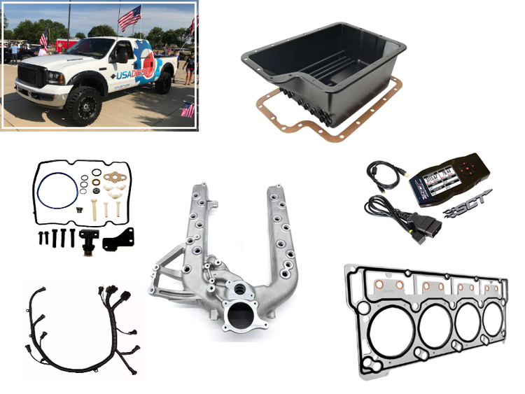 ENGINE UPGRADE PACKAGES