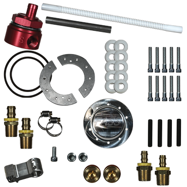 FASS DIESEL FUEL SUMP KIT WITH FASS BULKHEAD SUCTION TUBE KIT STK-5500