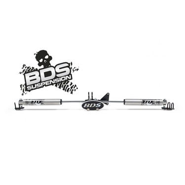 BDS Fox 2.0 Dual Steering Stabilizer for 2005 - 2016 F250 / F350 4WD