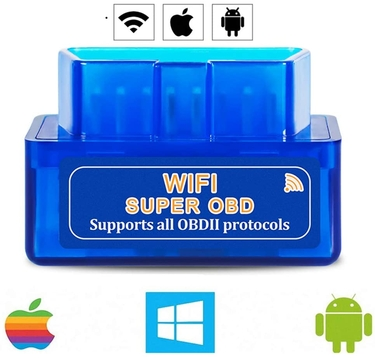 WiFi OBD2 Scanner for Android iOS(iPhone iPad), Launchh OBDII Auto Diagnostic Scan Tool, Car Diagnos
