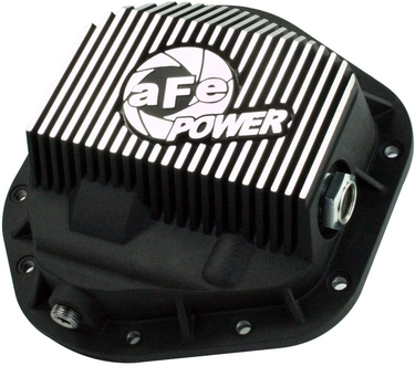 aFe Power 46-70082 Ford F-250/F-350 Front Differential Cover (Machined; Pro Series)